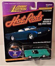 Johnny Lightning Hot Rods Bad Bird series 1 1962 T-Bird Convertible