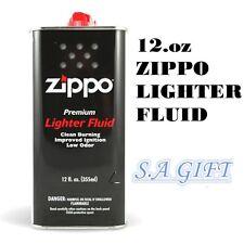 Zippo Lighter Fluid Fuel  12 fl.oz (355ml)   12FC-Z