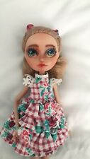 Customized Doll/Repainted Ever after High Doll/Ooak Doll/Repainted Ashlynn Ella