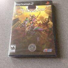 Shin Megami Tensei: Digital Devil Saga 2 (Sony PlayStation 2, 2005) Original