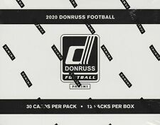 Panini 2020 NFL Donruss Football Trading Cards Fat Pack