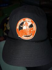 trucker hat baseball cap Moorhead youth hockey assn. MYHA cool lid old school