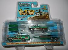 Greenlight 31040-A Vacation 1972 Ford F100 1979 Truckster 1:64 Scale RARE CHASE