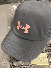 New Under Armour Women UA Renegade Cap Training Hat Sports Gym Gay Cap