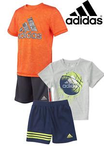 Adidas Boys' Youth 2-piece Short Set