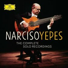 THE COMPLETE SOLO RECORDINGS ON DG - YEPES,NARCISO  20 CD NEW+