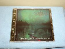 Castrum - In The Horizons Of The Dying Theatre, Album - CD, 2000 Folter Records.