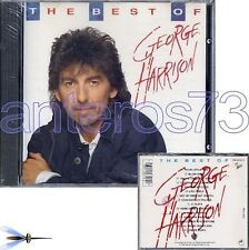GEORGE HARRISON THE BEATLES RARE CD 1991 ITALY ONLY