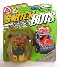 LJN TOYS  AL-ES SWITCH FORCE SWITCH BOTS BOT 4X4 LEFT ARM MEGABOT MOC UNPUNCHED!