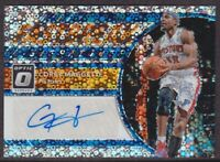 2017-18 Donruss Optic Fast Break Signatures #FB-CMG Corey Maggette Auto Pistons