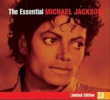 Michael Jackson Limited Edition Pop Music CDs & DVDs