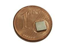 S470 Quadermagnete 10 Stück 4x4x1mm sehr starke Magnete Neodym N35