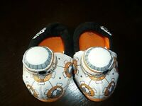 Star Wars -The Force Awakens- Childs 6/7 Slippers.