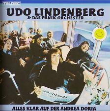 CD - Udo Lindenberg  - Alles Klar Auf Der Andrea Doria - A162