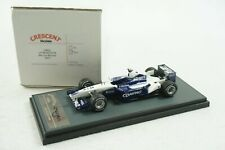 1/43 CRESCENT MODELS BMW MONTAYA F1 MONZA WINNER 2001 N BBR MR