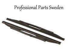 """NEW VOLVO C70 S70 V70 Headlight Wiper Blade Set of 2 PPSweden 5"""" 274435"""