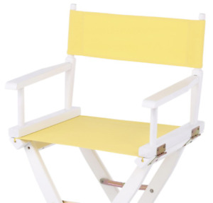 Lemon Director's Chair Cover Replacement
