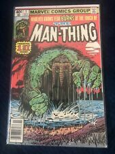Man-Thing #1 (Nov 1979, Marvel Comics) Comic Book