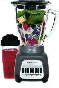 OSTER Master SeriesPlus Blender With Blend-N-Go Cup  All Metal Drive
