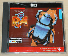 CDTV The Curse of RA (Amiga, 1991, Jewel-Case)