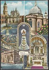 AA5627 Ancona - Provincia - Saluti da Loreto - Vedute - Cartolina - Postcard