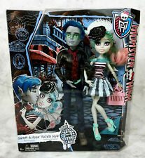 Monster High Love in Scaris Garrott du Roque and Rochelle Goyle BNIB