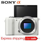 [Brand New] SONY Alpha A5000 Mirroless Digital SLR Camera *White (Body Only)