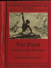 Il pirata, dopo capitano Marryat M immagini V GROBET, Universal-libreria, ca 1910