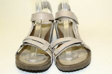 Teva 1015119 Ysidro Womens 8 Casual Strappy Wedge Sandal