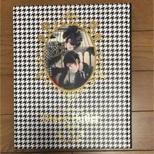 Kuroshitsuji Final Record Art Book TV ANIME Kuroshitsuji Black Butler