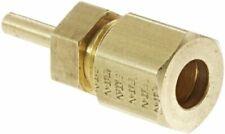 New listing Eaton Weatherhead 1078X3X4 Brass Ca360 Mini-Barb Brass Fitting, Compression C.