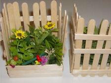 """1:12 Gartenmodul 31 """"Komposthaufen"""" klein 9x5x11cm für die Puppenstube"""