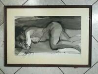 Acquerello di Francesco Verlicchi cm 38 x 63
