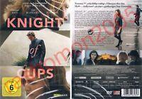 DVD KNIGHT OF CUPS Christian Bale Cate Blanchett Natalie Portman Terrence Malick