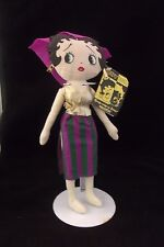 "10"" Betty Boop Harem Nwt 2003 Kellytoy Doll Plush stuffed animal"