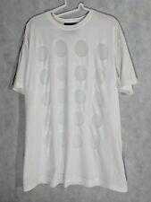 Libertine Johnson Hartig See Through Transparent Polkadot Crewneck T Shirt