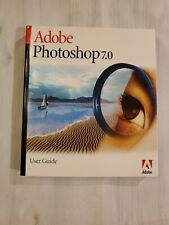 Adobe Photoshop 7.0 User Guide Manual Book ONLY with code Windows Photography