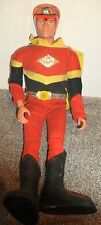 "Electro Man? Electron Man? Electricity Man? 17"" Mystery Super Hero Action Figure"