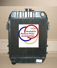 Kühler Wasserkühler Vollmetall, Opel Kadett C 1,0-1,2 auch City, Coupe, Caravan