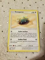 Pokemon TCG Dunsparce #110/168 Celestial Storm Mint English New Colorless