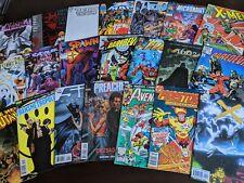 Comic Book Grab Bag 12x Random Marvel Dc Vertigo Image Indy Comics 80s 90s 00s
