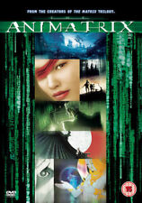 The Animatrix - 2003 Kevin Michael Richardson, Carrie-Anne Moss New Region 2 DVD