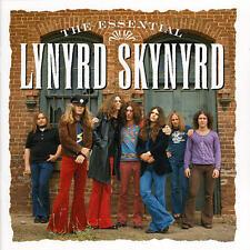 LYNYRD SKYNYRD The Essential 2CD BRAND NEW Best Of Greatest Hits