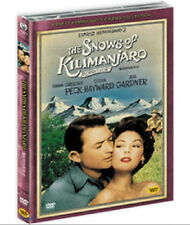 The Snows of Kilimanjaro (1952, Henry King) DVD NEW