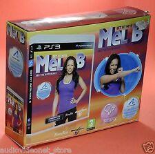 MEL B PS3 software e banda elastica ITALIANO NUOVO aerobica e fitness
