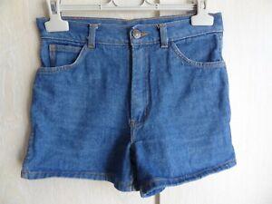 Short en en jean, 14ans, 100% coton.