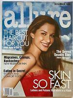GISELE BUNDCHEN December 1998 ALLURE Magazine HELENA BONHAM CARTER