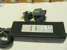 Microsoft Xbox 360 OEM Power Supply AC Adapter 175W  W/ Power Cord+ AV Tested