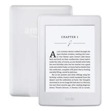 *MINT* Amazon Kindle Paperwhite 3rd (7th Gen) 4GB White, WIFI, 300PPI, ~No Ads~