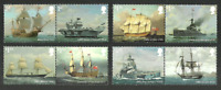 GB 2019 Commemorative Stamps~Navy Ships~Unmounted Mint Set~ UK